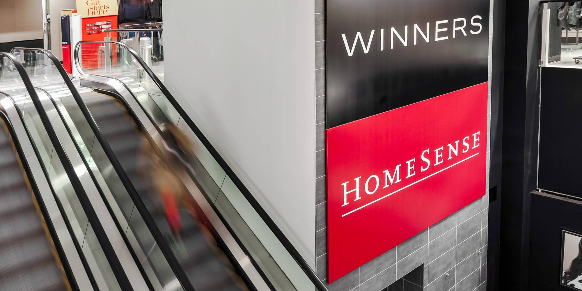 Homesense Winners Interior