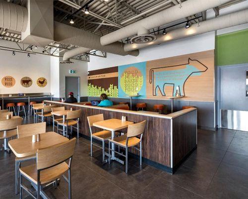 K Paul Reinvents Suncor Gas + Convenience Dorchester