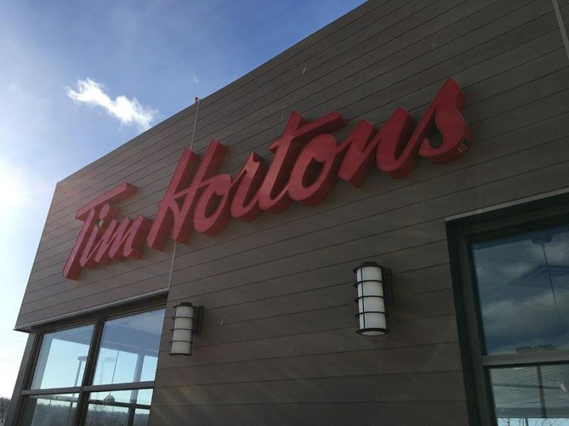 Tim Hortons Renovation Program